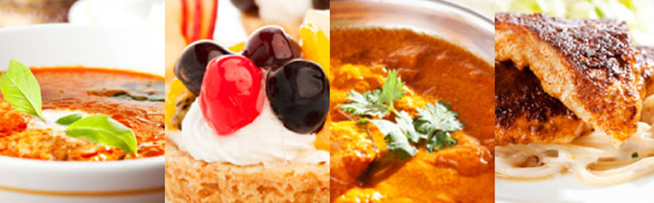 Oriental Cuisines: Leading chain of restaurants in India. Benjarong on